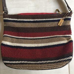 The Sak knit pocketbook